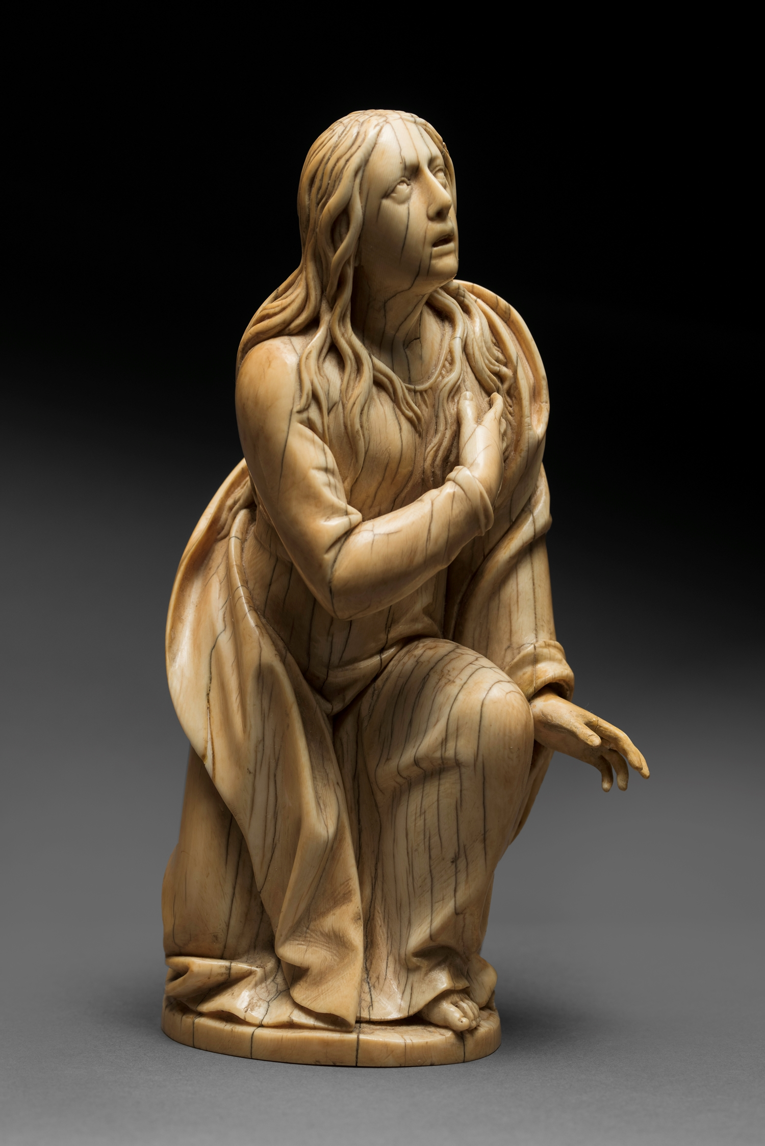 MARY MAGDALENA FRANCE SECOND HALF OF THE 17TH CENTURY