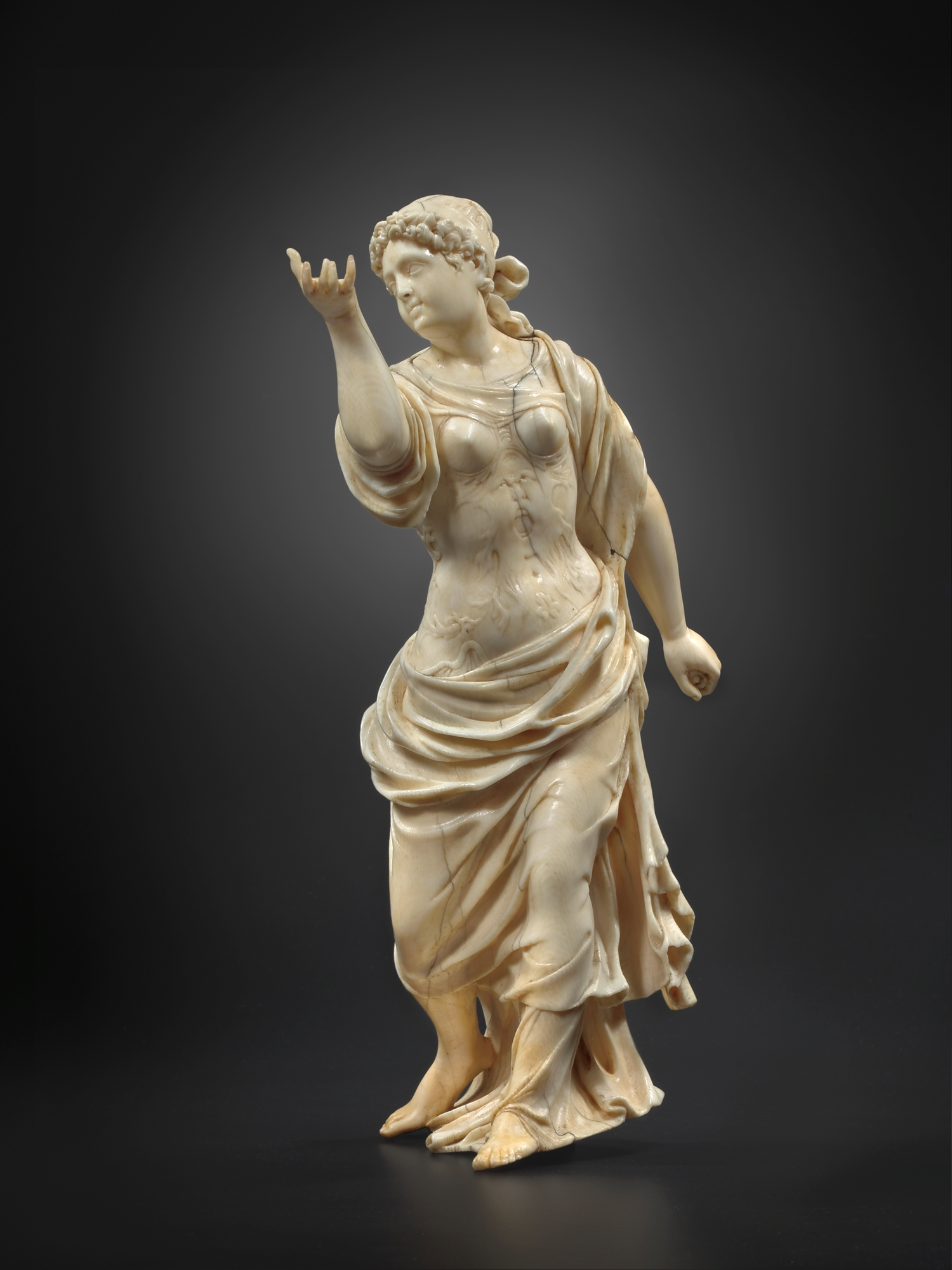SALOME SOUTHERN GERMANY SECOND HALF OF THE 17TH CENTURY