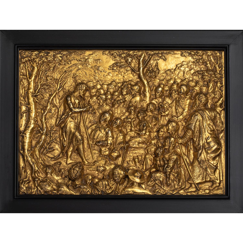 THE PREACHING OF SAINT JOHN THE BAPTIST  FLANDERS 1550-1560