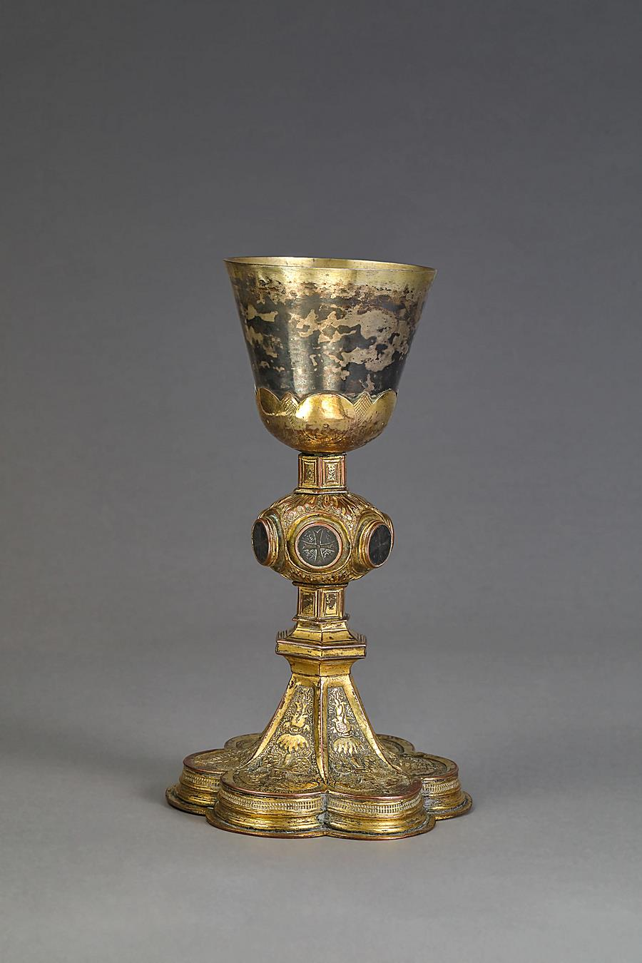TUSCAN GOTHIC CHALICE