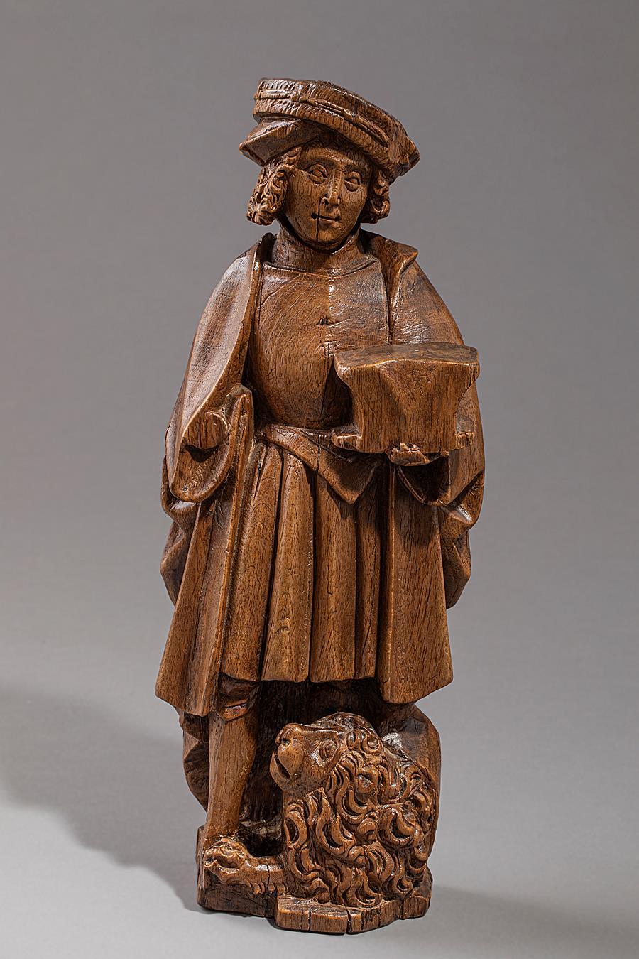 SAINT ADRIAN OF NICOMEDIA FLANDERS CIRCA 1500