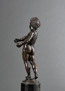 CIRCLE OF NICCOLO ROCCATAGLIATA ( 1593-1636 ) PUTTO VENICE EARLY 17TH CENTURY