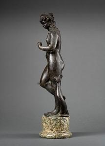 ASCRIBED TO GIROLAMO CAMPAGNA (c. 1559-1606) UNRECORED MODEL OF AMPHITRITE - SOLD