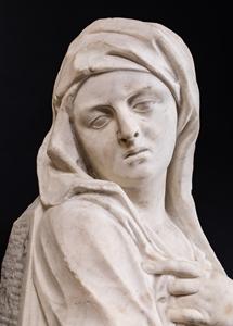 LOUIS XIV PAIR OF CARYATIDS