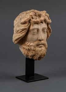 MASTER OF CHAOURCE ( OR ENTOURAGE) - Head of Christ