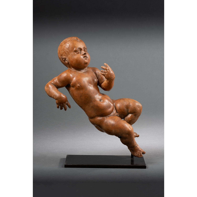 CHILD JESUS TUSCANY  CIRCA 1500