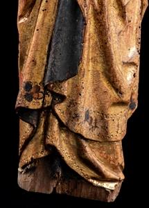 VIRGIN AND CHILD  MECHELEN FIRST QUARTER OF THE 16TH CENTURY